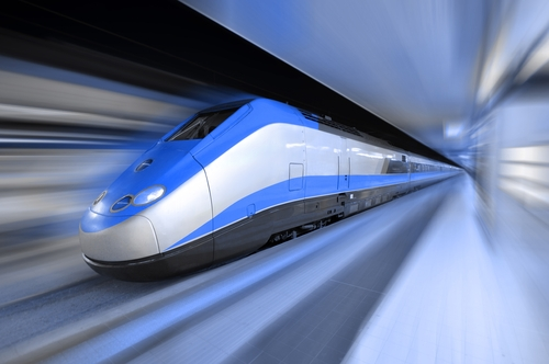 High speed rail could vastly change the regional economies of Victoria and NSW.