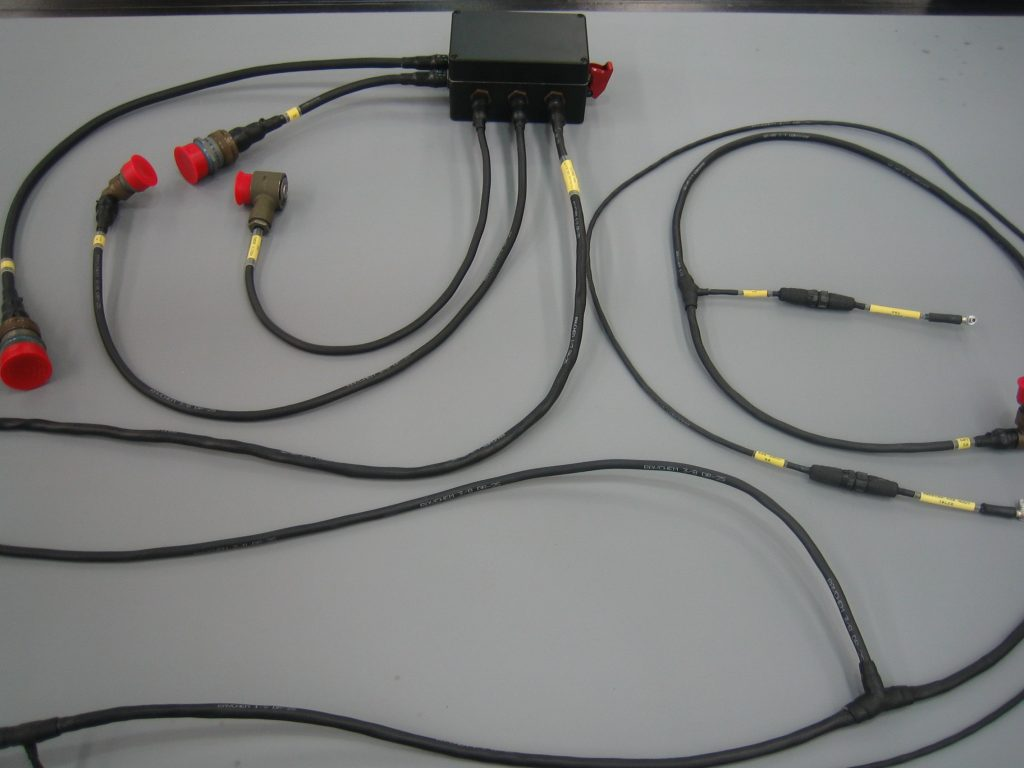 Electrical Wire Cable Assemblies Interconnect Systems Harness Repair Tubing Fully Optimised Designs