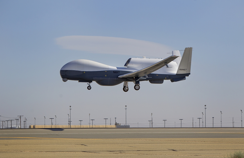 The Australian Government has committed to purchasing the first of six Titan drones.